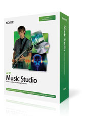 Sony Acid Music Studio 6 SMAS6000