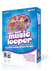 Sony Pictures Digital Super Duper Music Looper