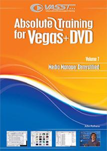 Vasst ''Absolute Training for Vegas+DVD