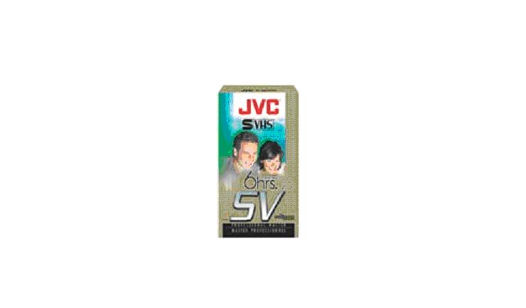 JVC High resolution Super VHS HRS5902U