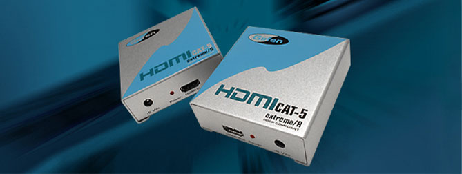 HDMI CAT-5 Extreme - EXT-HDMI-CAT5X