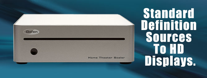Home Theater Scaler (Pre-Order) - EXT-HOMETS