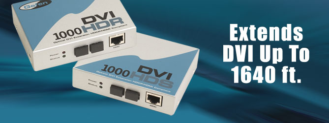 DVI�1000HD - EXT-DVI-1000HD