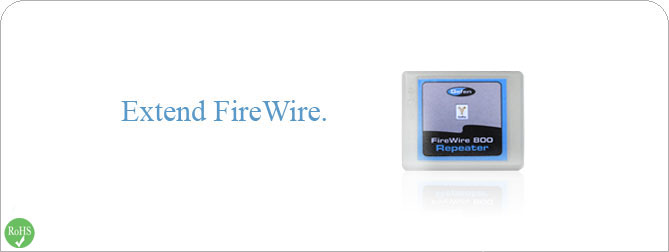 Firewire Repeater 800 - FW-142