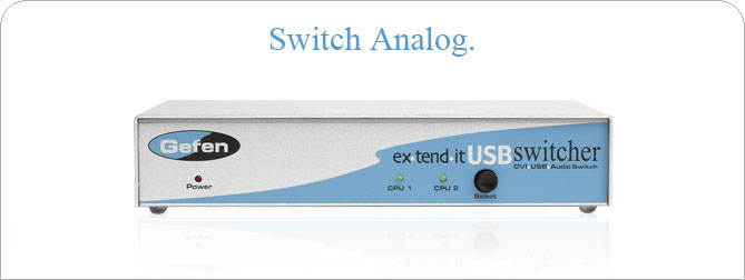 USB Switcher - EXT-USB-2X1