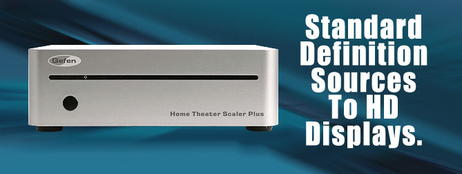 Home Theater Scaler PLUS (Pre-Order) - EXT-HOMETSP