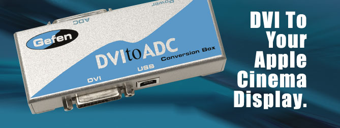 DVI to ADC Conversion Box - EXT-DVI-2-ADC-WP