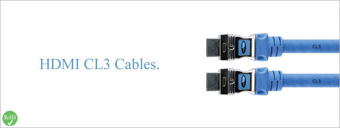 HDMI Cable CL3 50 ft (M-M) - CAB-HDMICL3-50MM