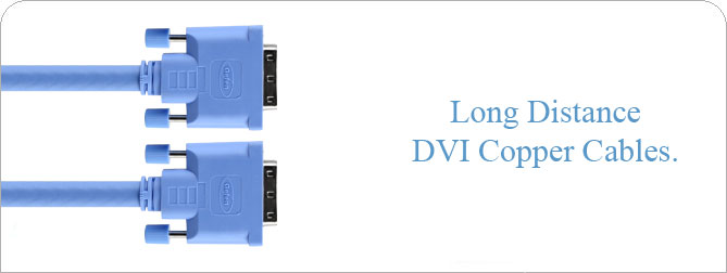 DVI-D Copper Cable 50 ft (M-M) - CAB-DVIC-50MM