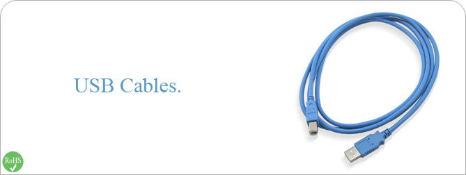 USB Cable 6 ft - CAB-USB-6