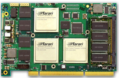 Tarari Encoder Accelerator with cooling fan