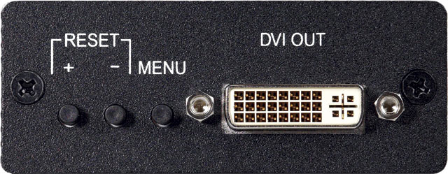 TV ONE 1T-V1280DVI Video Scalers