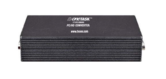 TV ONE 1T-PC1280HD -Task PC/HDTV Converters