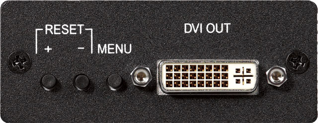 TV One 1T-TG-DVI Analog & DVI Test Generator