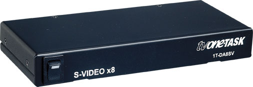 TV One 1TDA8SV Video Distribution Amplifier