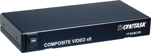TV One 1T-DA8CVR Video Distribution Amplifier