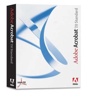 Adobe Acrobat 7.0 Standard for Windows 22001979