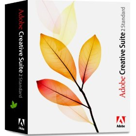 Adobe Creative Suites Std CS 2 MAC