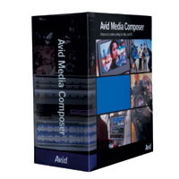 Avid Media Composer Software for PC/Mac