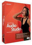 Sony Sound Forge Audio Studio 9.0 SFAS9000