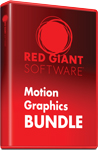 Red Giant Motion Graphics Bundle