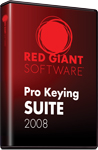Red Giant Pro Keying Suite