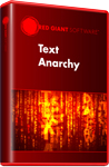 Red Giant Text Anarchy 2.3