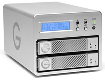 G-Tech G-Safe 500GB 919003-01 & G-SFM 35/500
