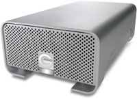 G-Tech 500GB Serial ATA storage unit 910002-01