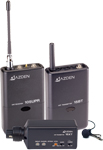 Azden 105ULX UHF Body-pack/Plug-in Combo System