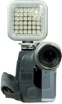 Sima SL20LXI LED Light w/Power Supply & Yoke