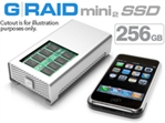 G-Tech G-RAID mini2 SSD 240GB GRM2SSD240