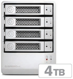 G-Tech G-SPEED eS 4TB GSPEEDES4TB
