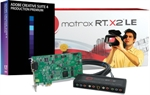 Matrox RT.X2 LE w/CS4 Production Premium Upg more.