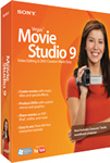 Sony Vegas Movie Studio 9 SVMS9000