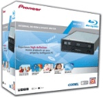 Pioneer BDC-2202 Internal Blu-ray DiscDVD/CD Combo