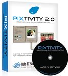 Auto FX Pixtivity 2.0 Upgrade Win PTV2U
