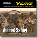 Artbeats Animal Safari V-Line