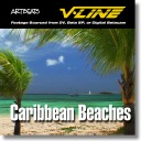 Artbeats Caribbean Beaches V-Line