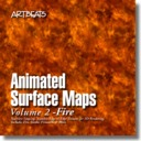 Artbeats Animated Surface Maps Fire