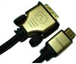 AITech DVI to HDMI Cable (6') 06-888-007-90