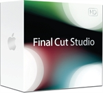 Apple Final Cut Studio 3 including Final Cut Pro 7
