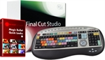 Apple Final Cut Studio 3 w/Bella EZKeyboard Bundle