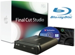 Apple Final Cut Studio 3 with Blu-ray Disc Bundle
