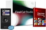 Apple Final Cut Studio 3 w/Focus FS-5 100GB Bundle