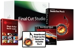 Apple Final Cut Studio 3 w/SmartSound Bundle