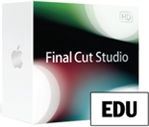 Apple Final Cut Studio 3 EDU Academic Version