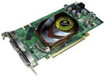PNY NVIDIA Quadro FX3500 256 MB Video Card