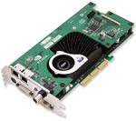PNY NVIDIA FX 3000 AGP 8X Graphics Card