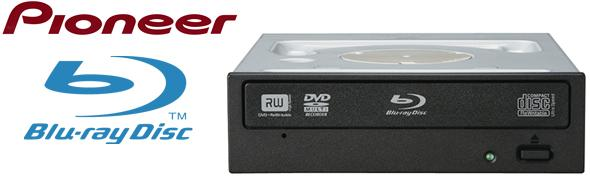 Pioneer Blu-ray Disc Drives BDR-203